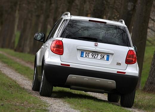 Nuova Fiat Sedici - Foto 13 di 22