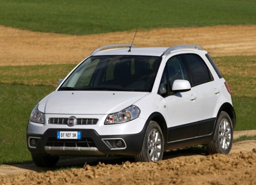 Nuova Fiat Sedici - Foto 15 di 22