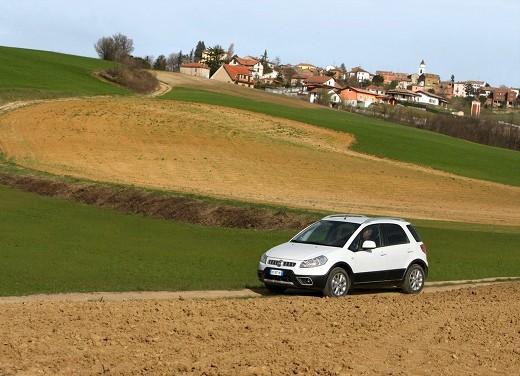 Nuova Fiat Sedici - Foto 16 di 22