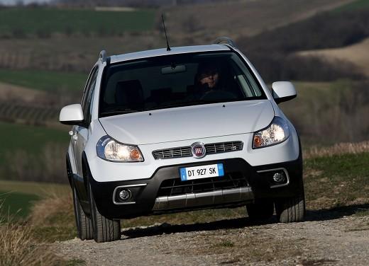 Nuova Fiat Sedici - Foto 17 di 22