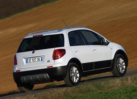Nuova Fiat Sedici - Foto 18 di 22