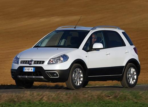Nuova Fiat Sedici - Foto 19 di 22
