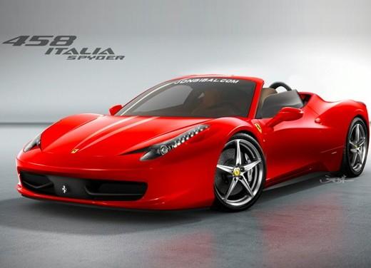 Ferrari 458 Italia coupè cabriolet