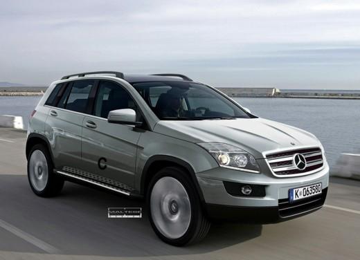 Mercedes BLK - Foto 3 di 12