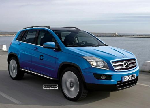 Mercedes BLK - Foto 5 di 12