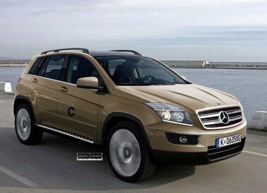 Mercedes BLK - Foto 4 di 12