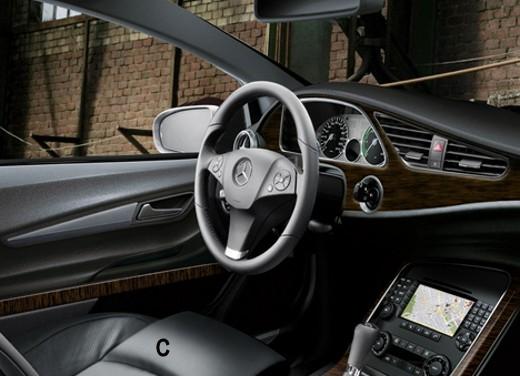Mercedes BLK - Foto 12 di 12