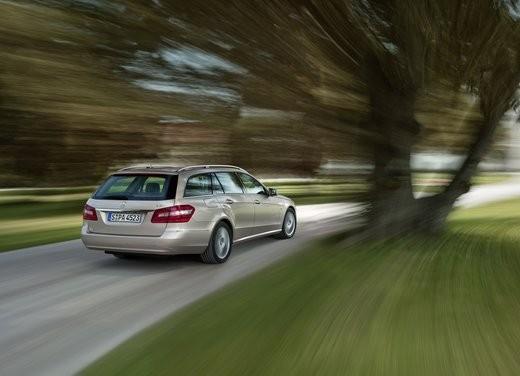 Nuova Mercedes Classe E SW - Test Drive