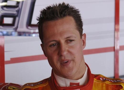 Schumacher alla Mercedes