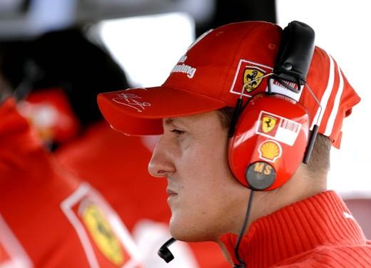 Schumacher non torna sulla Ferrari