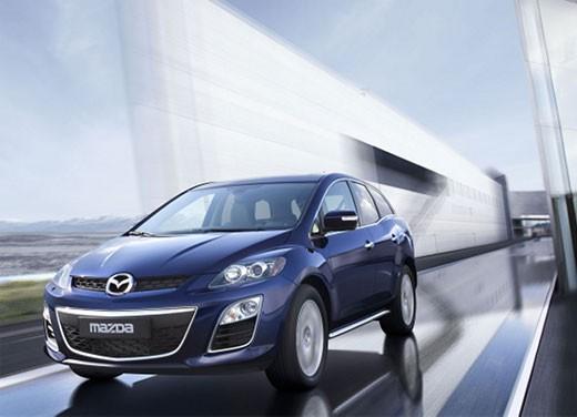 Nuova Mazda CX-7 2010