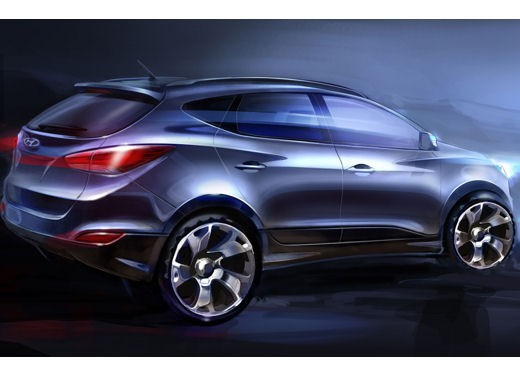 Hyundai ix35 in promozione al prezzo di 18.440 euro - Foto 28 di 36