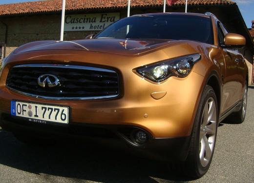 Infiniti FX50 – Long Test Drive - Foto 6 di 49