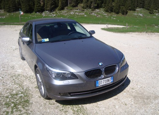 BMW 530d xDrive - Long test drive della berlina a trazione integrale