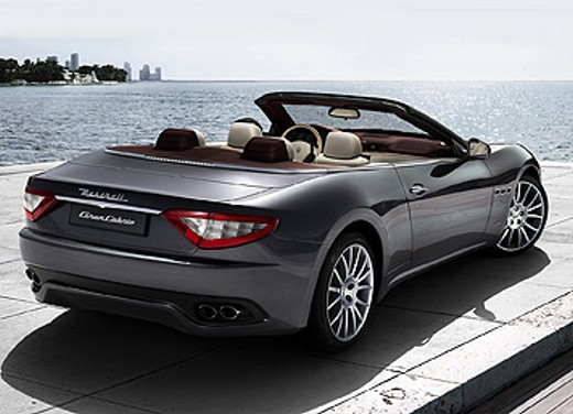 Nuova Maserati Granturismo Spyder - Foto 12 di 24