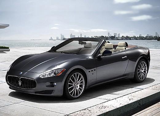 Nuova Maserati Granturismo Spyder - Foto 11 di 24