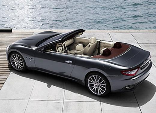 Nuova Maserati Granturismo Spyder - Foto 14 di 24