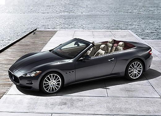 Nuova Maserati Granturismo Spyder - Foto 13 di 24