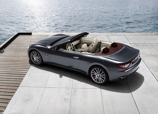 Nuova Maserati Granturismo Spyder - Foto 9 di 24