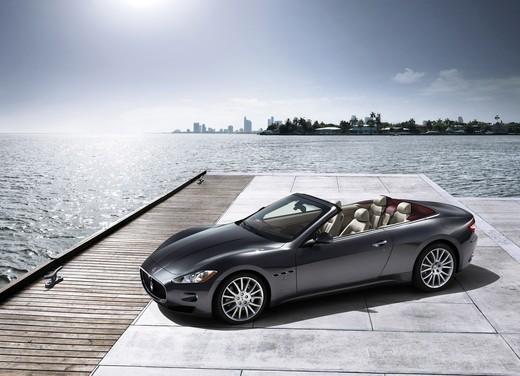 Nuova Maserati Granturismo Spyder - Foto 8 di 24