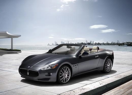 Nuova Maserati Granturismo Spyder - Foto 7 di 24