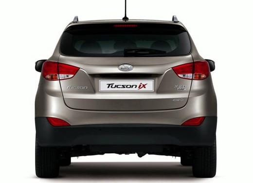 Hyundai ix35 in promozione al prezzo di 18.440 euro - Foto 23 di 36