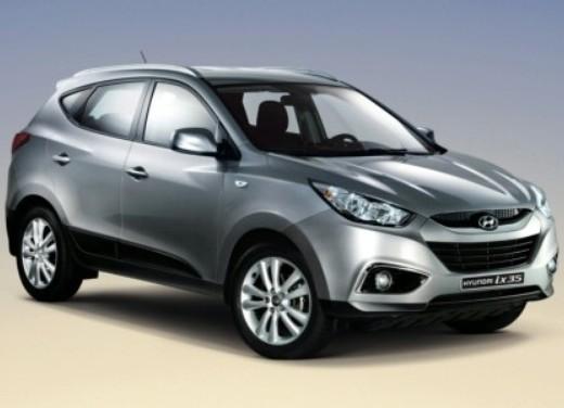 Hyundai ix35 in promozione al prezzo di 18.440 euro - Foto 24 di 36