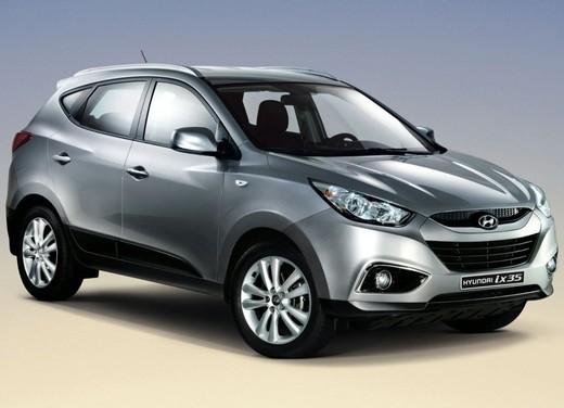 Hyundai ix35 in promozione al prezzo di 18.440 euro - Foto 21 di 36