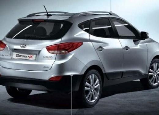 Hyundai ix35 in promozione al prezzo di 18.440 euro - Foto 22 di 36