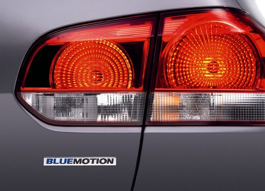 Volkswagen Golf 6 BlueMotion - Foto 4 di 10
