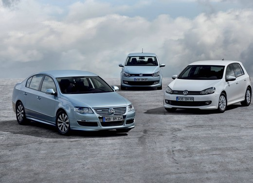 Volkswagen Golf 6 BlueMotion - Foto 5 di 10