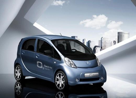 Peugeot iOn presto la prova di Infomotori - Foto 17 di 19