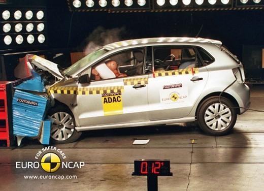 Volkswagen Polo ancora più sicura