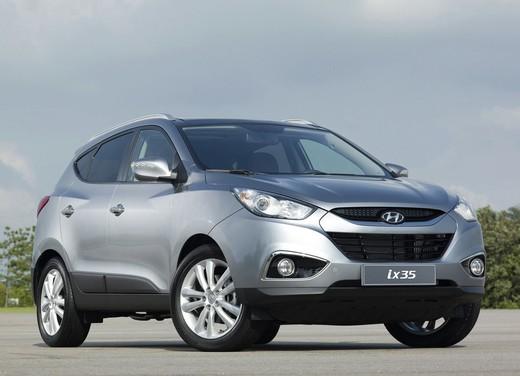 Hyundai ix35 in promozione al prezzo di 18.440 euro - Foto 4 di 36