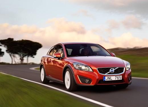 Nuova Volvo C30 2010