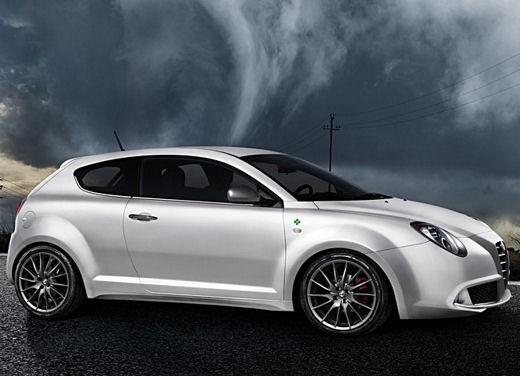 Alfa Romeo MiTo Quadrifoglio Verde con Alfa Active Suspension - Foto 10 di 17