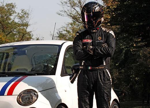 Fiat 500 Monza by Romeo Ferraris - Foto 20 di 21