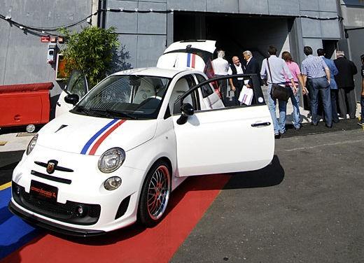 Fiat 500 Monza by Romeo Ferraris - Foto 5 di 21