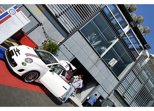 Fiat 500 Monza by Romeo Ferraris - Foto 6 di 21