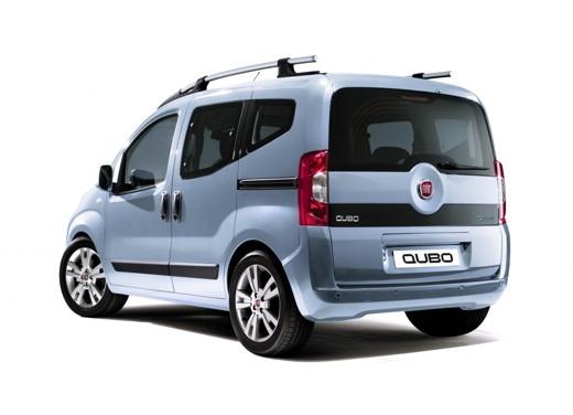 Fiat Qubo Natural Power metano - Foto 2 di 4