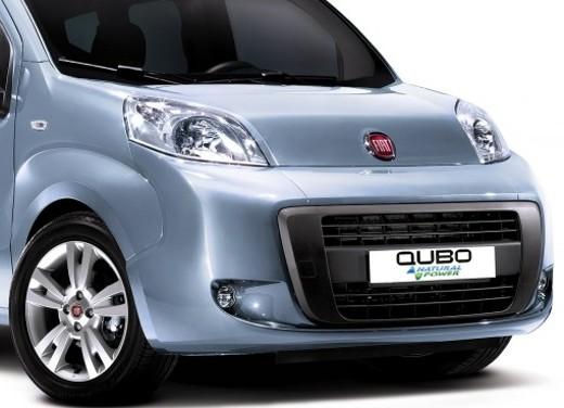 Fiat Qubo Natural Power metano - Foto 4 di 4