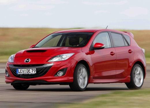 Nuova Mazda3 MPS – Test Drive - Foto 3 di 19