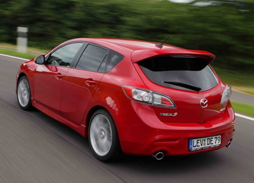 Nuova Mazda3 MPS – Test Drive - Foto 5 di 19