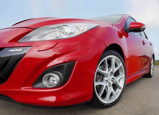 Nuova Mazda3 MPS – Test Drive - Foto 9 di 19