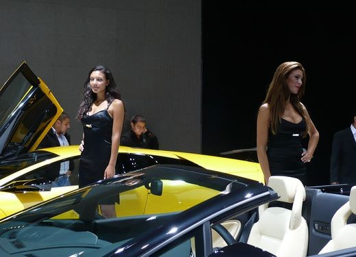 Salone Auto Francoforte 2009 – Girls - Foto 55 di 137