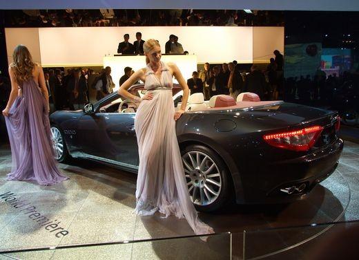 Nuova Maserati Granturismo Spyder - Foto 1 di 24
