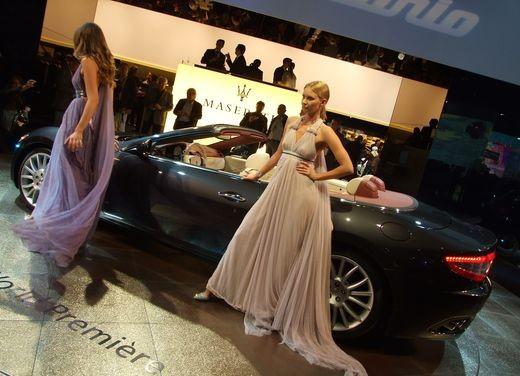 Nuova Maserati Granturismo Spyder - Foto 2 di 24