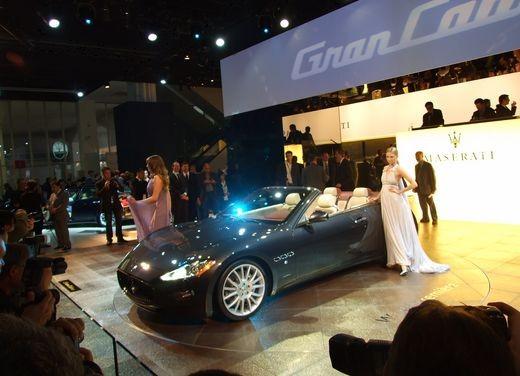 Nuova Maserati Granturismo Spyder - Foto 3 di 24