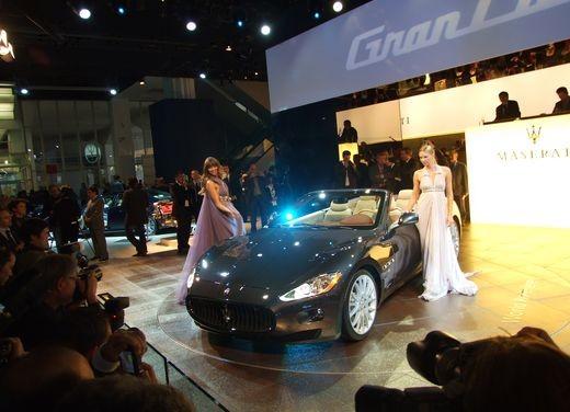 Nuova Maserati Granturismo Spyder - Foto 4 di 24