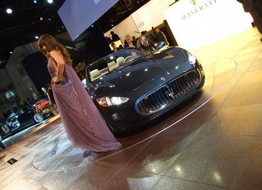 Nuova Maserati Granturismo Spyder - Foto 5 di 24